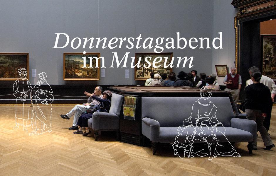 Kunsthistorisches Museum: Verbringen Sie mit uns einen Abend im Kunsthistorischen Museum.