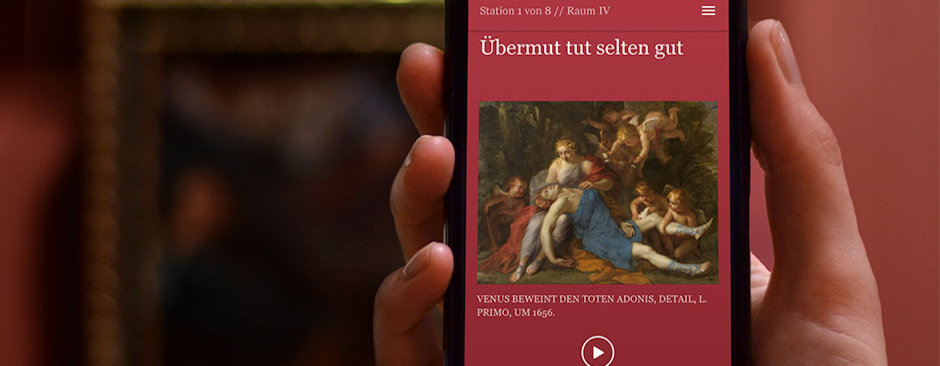 Kunsthistorisches Museum: App KHM Stories